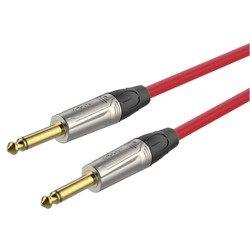 6.3mm mono plug - 6.3mm mono plug Roxtone TGJJ100L3 TRD