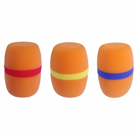 Osłona przeciwwietrzna do mikrofonu MRC-001 Pomarańczowy