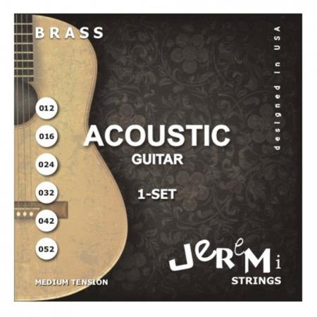 Struny do gitary akustycznej AK1252 JEREMI (12-52)